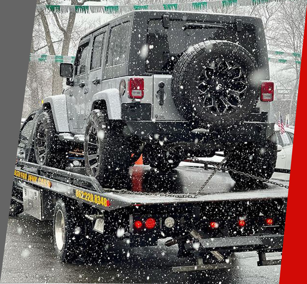 Towing in Snow
